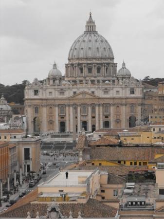 Bilde fra Peterskirken