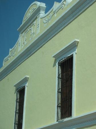 Valladolid in Yucatan, Mexico