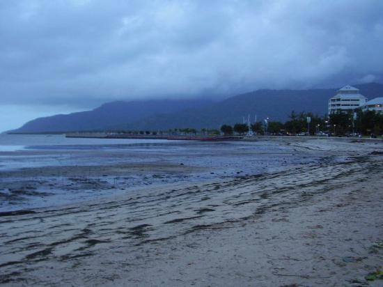 Cairns after Larry