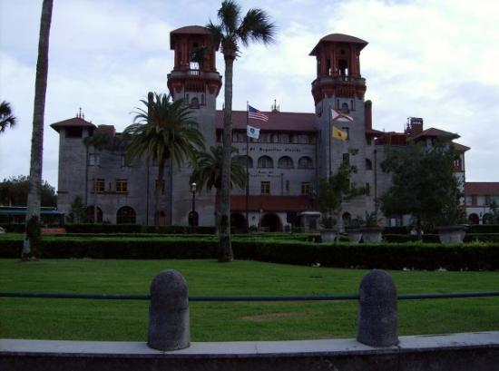 Flagler College: some cool building in St. Augustine