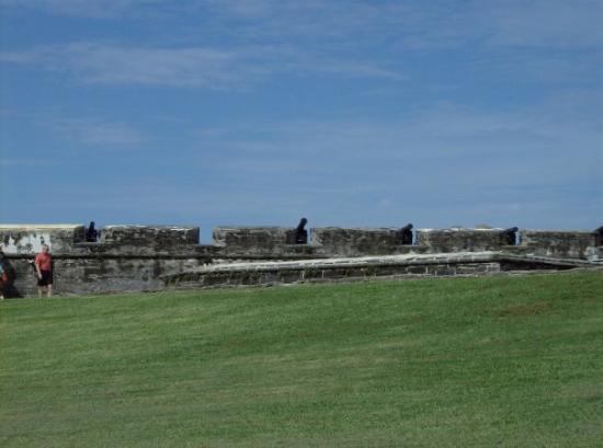 St. Augustine, FL: Fort Castillo