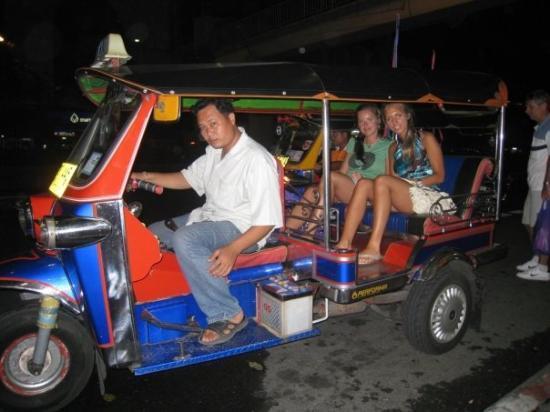 Krabi, Thailand: One night in Bangkok