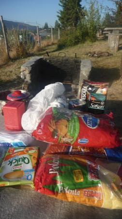 Esquel, Argentina: supplies..