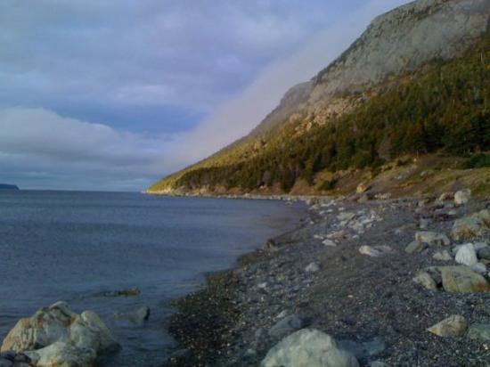 St. John's, Canada: Conception Bay.  (No, I didn't make up the name)
