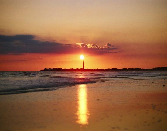 Cape May Lighthouse: Heavenly