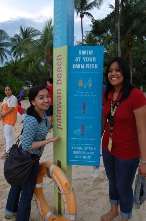 Bilde fra Palawan Beach