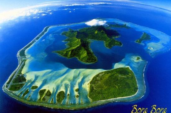 Bilde fra Bora Bora