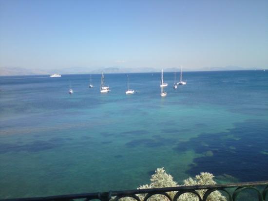 Bilde fra Korfu by
