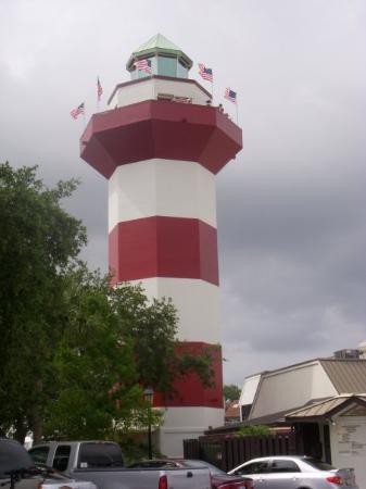 Hilton Head, SC: Harbor Town Lighthouse