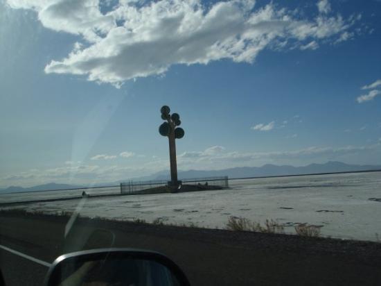 Salt Lake City, UT: Art in the middle of nowhere