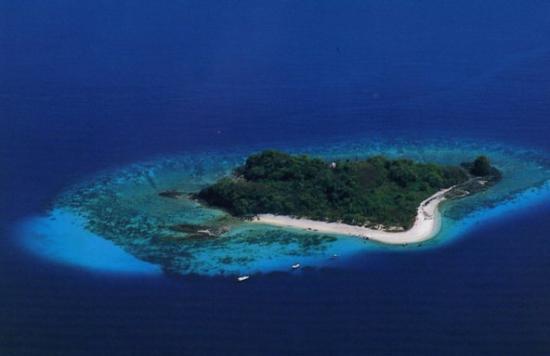 Nosy Be, Madagaskar: ISOLA DI TANY KELY SI TROVA NOSY-BE HELL-VILLE MADAGASCAR