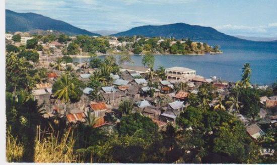 Nosy Be, Madagaskar: la città di nosy-be hell-ville.........