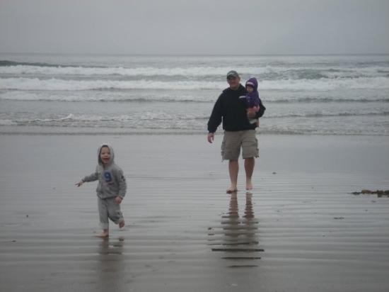 Morro Bay, CA: Cold water cold water.