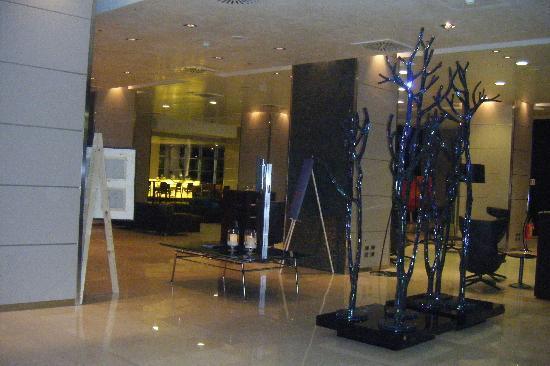 Best Western Premier BHR Treviso Hotel: la hall