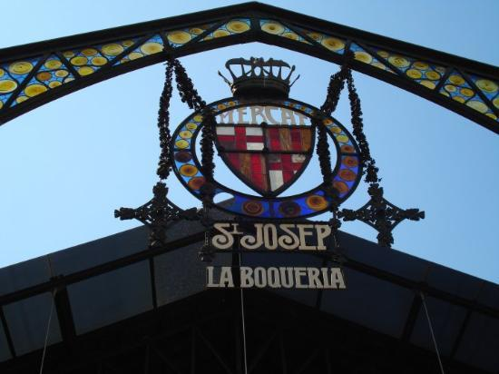 Bilde fra Mercat de la Boqueria