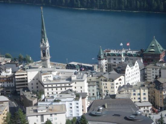 Bilde fra St. Moritz