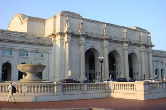 Old Town Trolley Tours of Washington DC: Union Station