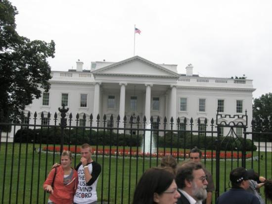 White House: Obama's house