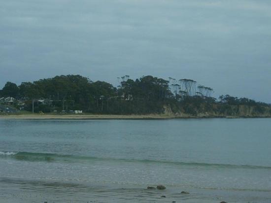 Batehaven, Australia: beach