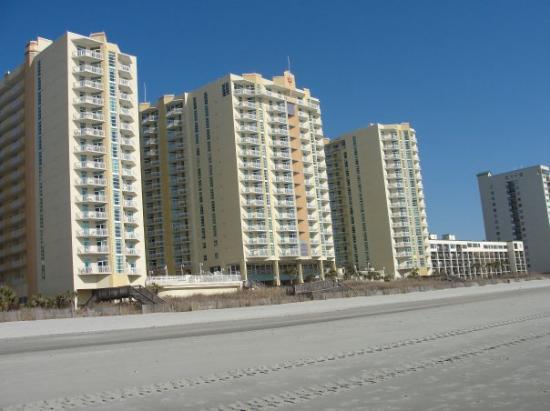 N Ocean Boulevard North Myrtle Beach Sc