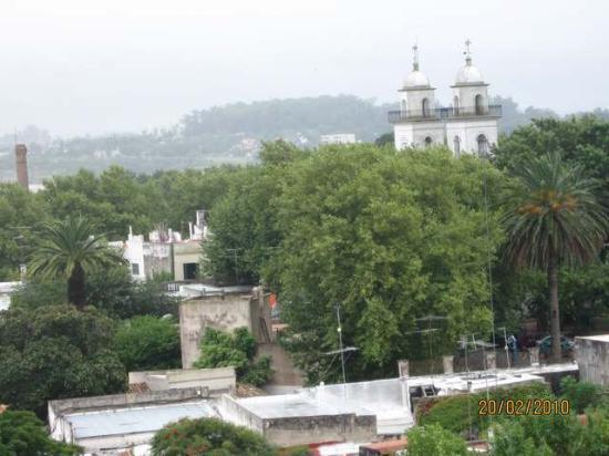 Colonia del Sacramento, Uruguay: Vista desde el Faro de la Capilla del Santísimo Sacramento