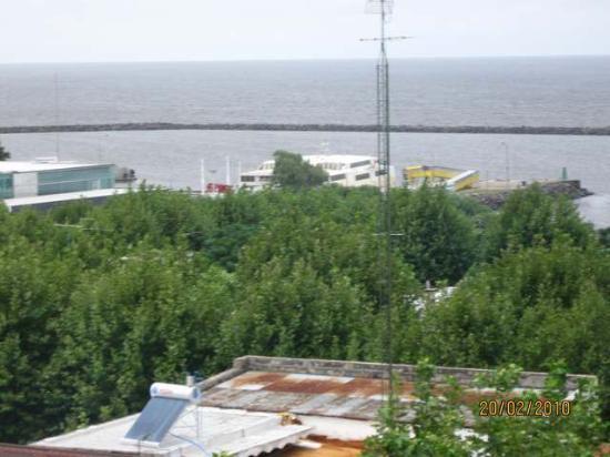 """Colonia del Sacramento, Uruguay: Vista desde la habitación del """"Hotel Royal"""""""