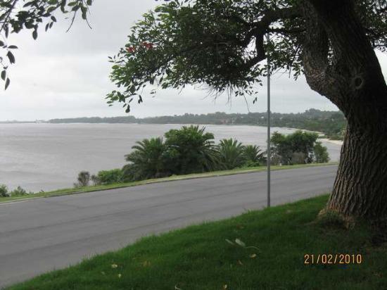 Colonia del Sacramento, Uruguay: Playa Los Alamos