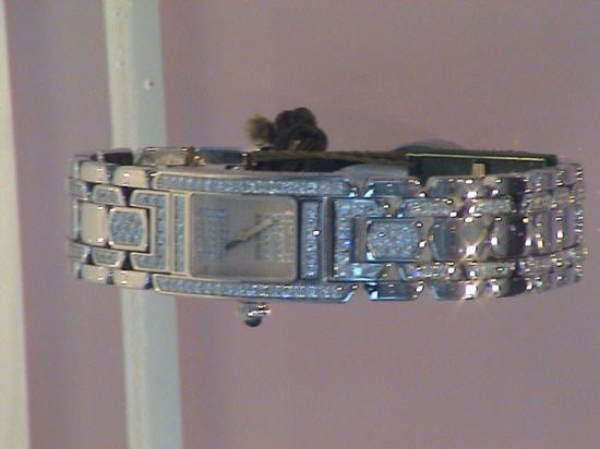 Interlaken, Sveits: this is a 16000 euro watch...