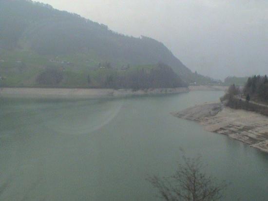 Interlaken, Sveits: luzerne lake