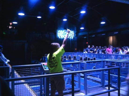 Six Flags Over Texas: Mr. Freeze