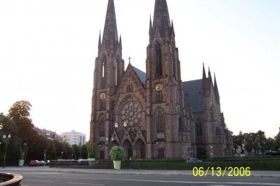 Notre Dame de Strasbourg: strassburg  france