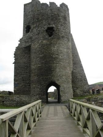 Aberystwyth, UK: Aber Gatehouse Tower