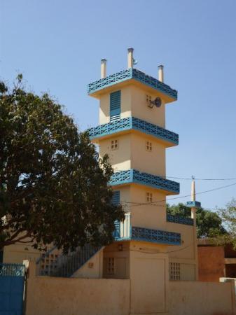Bobo Dioulasso, Burkina Faso: mosquee