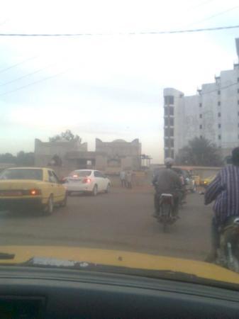 Bilde fra Bamako