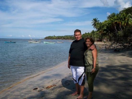 Baracoa, Cuba: En la Playa Manglito en Guantanamo