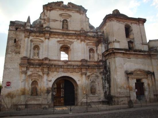 Bilde fra Antigua