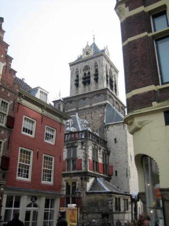 Haag, Nederland: Old Town of Delft