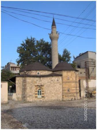 Elbistan, Tyrkia: ümmetbaba camii