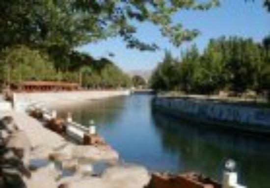Elbistan, Tyrkia: ceyhan parkı