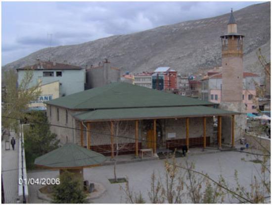 Elbistan, Tyrkia: carşı atik camii