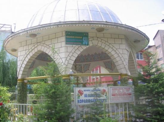 Elbistan, Tyrkia: ulu camii şadırvanı