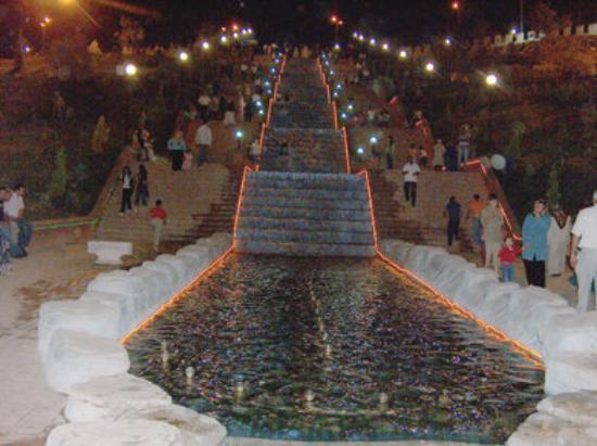 Elbistan, Tyrkia: pınarbaşı gece