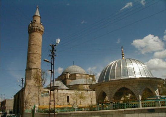 Elbistan, Tyrkia: ulu camii