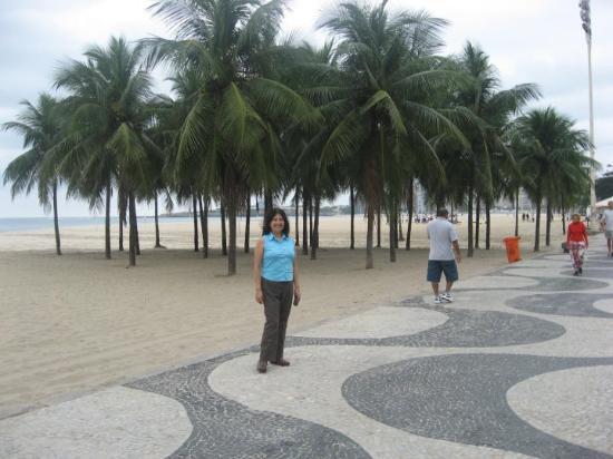 Copacabana Beach: Copacabana - Rio de Janeiro