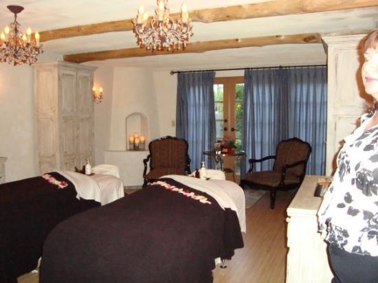 The Scott Resort & Spa: Couples spa area at FireSky Resort