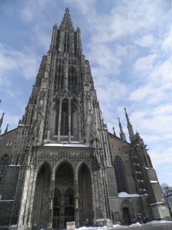 Ulmer Muenster: La catedral mas alta de alemania (o del mundo?)