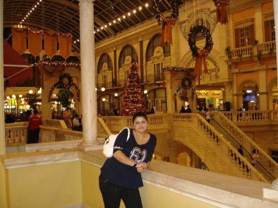 Bilde fra Mall of the Emirates