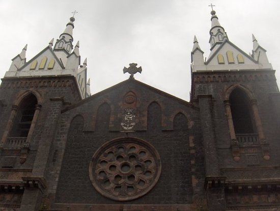 Church of the Virgin of the Holy Water (Nuestra Senora del Agua Santa)