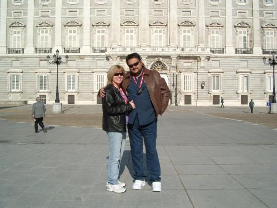 Det Kongelige Palass i Madrid: Madrid - 2007