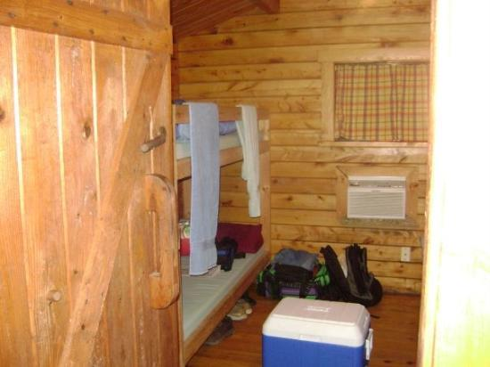Avalon, NJ: c moé ki dormais en haut paske jtais tu Seule..steph a heriter du lit double tite modite lol